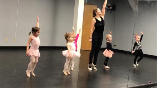 Baby Ballet Jan 2019